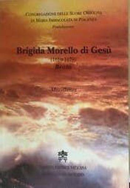 Immagine di Brigida Morello di Gesù (1610-1679) beata. Miscellanea Brigida Morello di Gesù