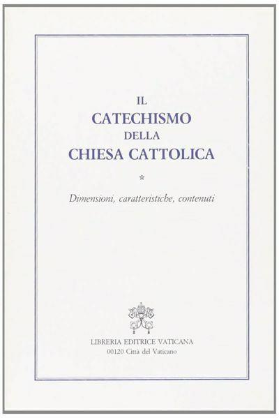 Picture of Il Catechismo della Chiesa Cattolica: dimensioni, caratteristiche, contenuti Papa Giovanni Paolo II