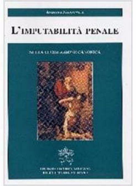 Picture of L' imputabilità penale nella legislazione canonica Andrzej Józwowicz