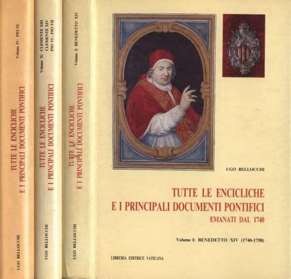 Immagine di Leone XIII (1878-1903), parte prima: 1878-1891. Tutte le Encicliche e i principali documenti pontifici emanati dal 1740. 250 anni di storia visti dalla Santa Sede Ugo Bellocchi