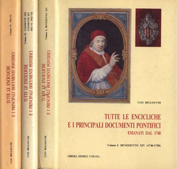 Immagine di Pio X (1903-1914). Tutte le Encicliche e i principali documenti pontifici emanati dal 1740. 250 anni di storia visti dalla Santa Sede Ugo Bellocchi