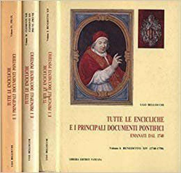 Immagine di Pio XI (1922-1939) Parte seconda: 1930-1939. Tutte le Encicliche e i principali documenti pontifici emanati dal 1740. 250 anni di storia visti dalla Santa Sede Ugo Bellocchi