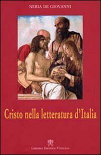 Immagine di Cristo nella letteratura d' Italia Neria De Giovanni