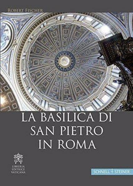 Picture of La Basilica di San Pietro in Roma Robert Fischer