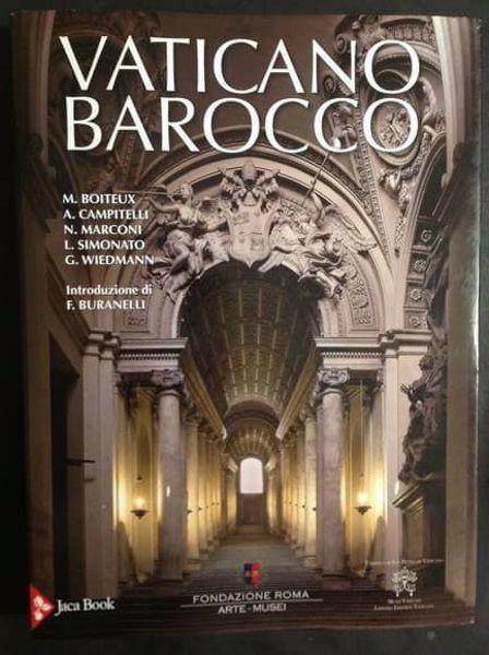 Picture of Vaticano Barocco. Arte, Architettura e cerimoniale R. Cassanelli