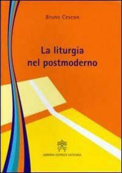 Picture of Liturgia nel postmoderno Bruno Cescon