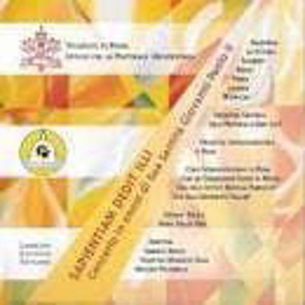 Imagen de Sapientiam dedit illi. Concerto in onore di Sua Santità Giovanni Paolo II CD