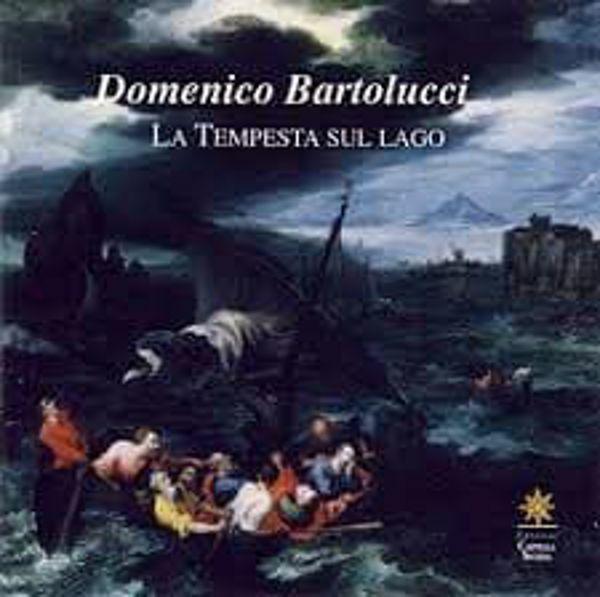 Immagine di La tempesta sul lago Maestro Domenico Bartolucci CD Domenico Bartolucci