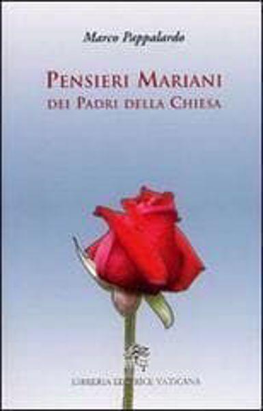 Imagen de Pensieri mariani dei Padri della Chiesa Marco Pappalardo