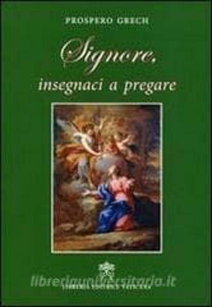 Picture of Signore insegnaci a pregare Prospero Grech