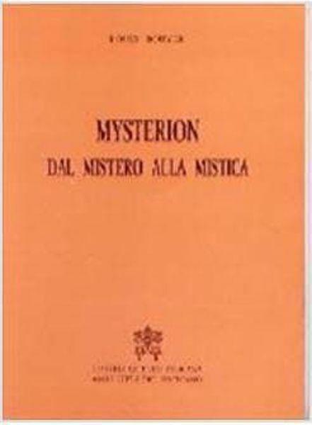 Immagine di Mysterion. Dal mistero alla mistica Louis Bouyer
