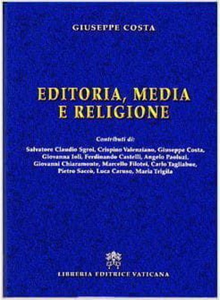 Imagen de Editoria Media e Religione Giuseppe Costa