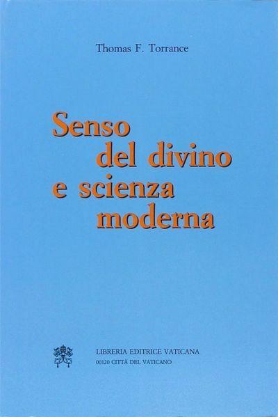 Imagen de Senso del divino e scienza moderna Thomas F. Torrance