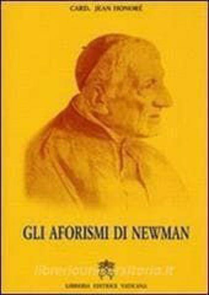 Picture of Gli aforismi di Newman Jean Honoré