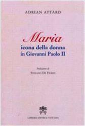 Picture of Maria icona della donna in Giovanni Paolo II Adrian Attard