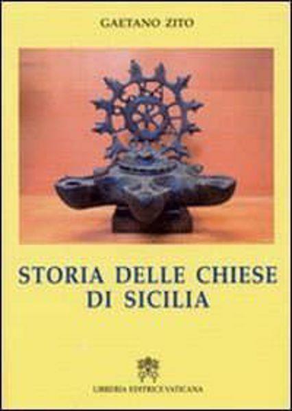 Picture of Storia delle Chiese di Sicilia Gaetano Zito