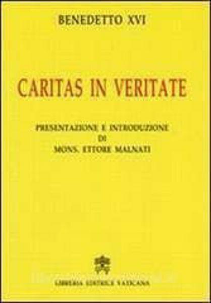 Imagen de Caritas in Veritate commentata Ettore Malnati