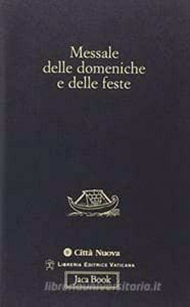 Immagine di Messale delle domeniche e delle feste. Introduzioni e commenti di Inos Biffi Inos Biffi