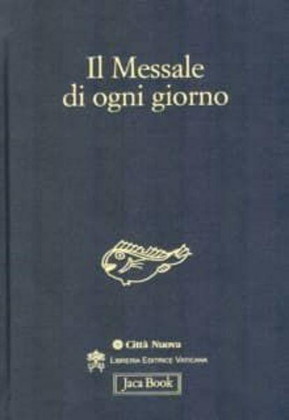 Picture of Il Messale di ogni giorno. Edizione tascabile Inos Biffi, Stefano Maria Malaspina