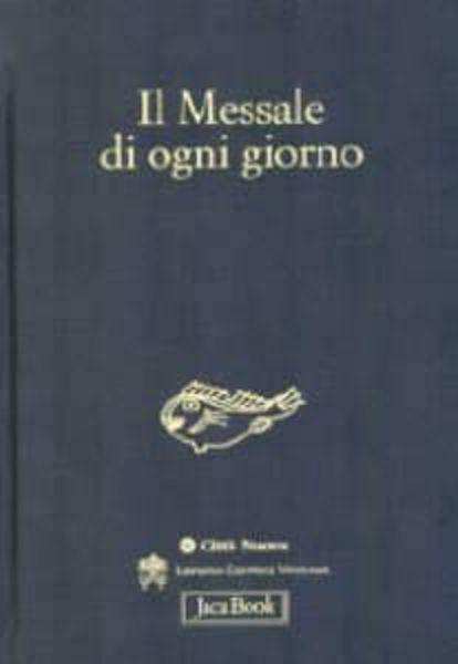Immagine di Il Messale di ogni giorno. Edizione maggiore Inos Biffi