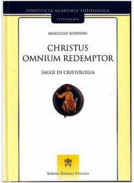 Picture of Christus Omnium Redemptor Marcello Bordoni, Pontificia Accademia di Teologia