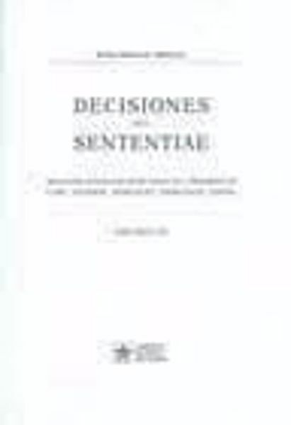 Immagine di Decisiones Seu Sententiae Anno 1948 Vol. 40 Rotae Romanae Tribunal