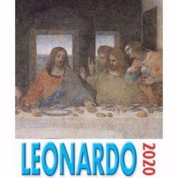 Picture of Calendario da tavolo e da muro 2020 Leonardo Ultima Cena cm 16x17