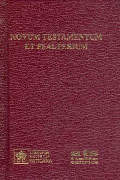 Picture of Novum Testamentum et Psalterium iuxta Novae Vulgatae Editionis textum, cum indice analytico-alphabetico et Appendix Precum, editio Typica altera