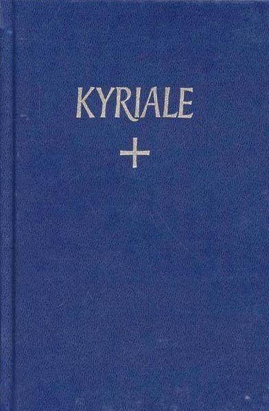Imagen de Kyriale (Hic liber est exceptus ex Graduali Romano), Solemnis