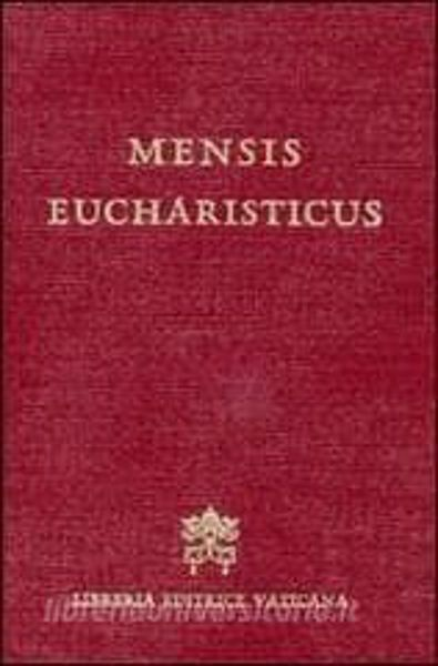 Picture of Mensis Eucharisticus