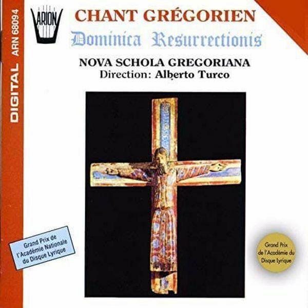 Imagen de Cantus Gregorianus: Dominica Resurrectionis. In solemnitate S. Joseph CD Lorenzo Pelosi
