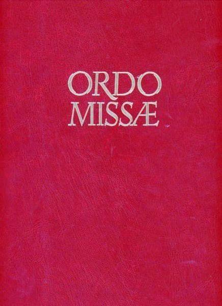 Picture of Ordo Missae in cantu, Solemnis
