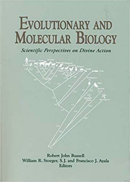 Picture of Evolutionary and Molecular Biology. Scientific perspectives on Divine Action