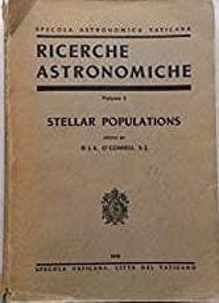 Immagine di Stellar Populations Daniel Joseph Kelly O'Connell