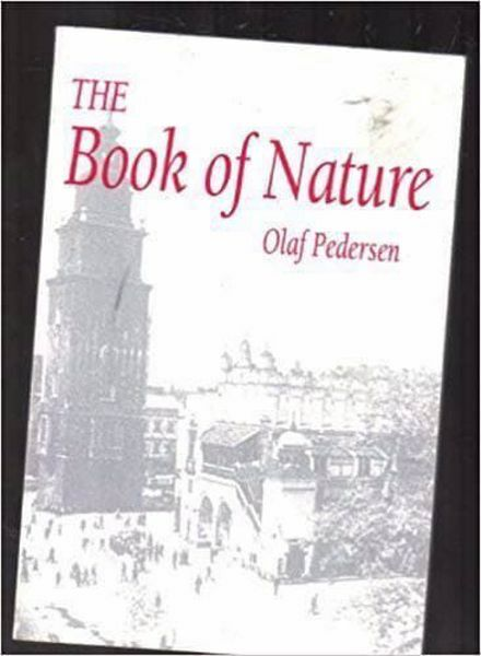 Picture of The book of nature Olaf Pedersen