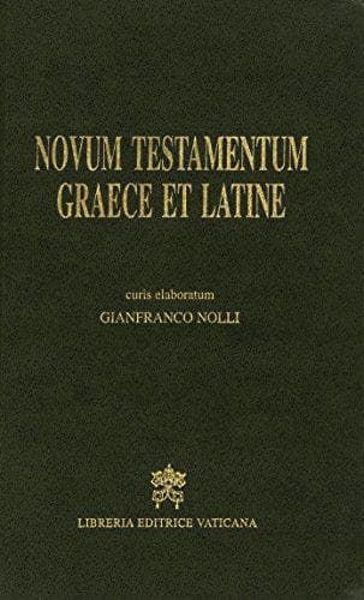 Imagen de Novum testamentum Graece et Latine curis elaboratum Gianfranco Nolli