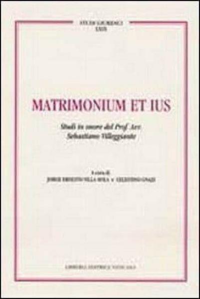 Picture of Matrimonium et ius. Volume 2 Jorge Ernesto Villa Ávila