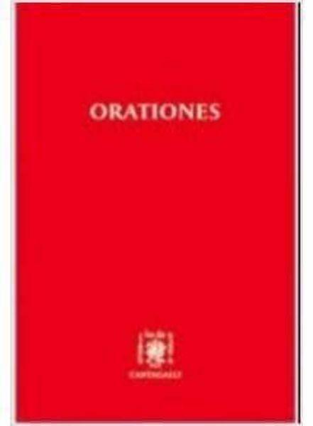 Immagine di Orationes. Reimpressio 2004