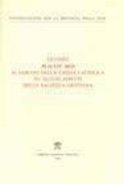Imagen de Lettera Orationis formas ai Vescovi della Chiesa Cattolica su alcuni aspetti della meditazione cristiana (15 ottobre 1989). Testo latino e italiano. Commenti Congregazione per la Dottrina della Fede