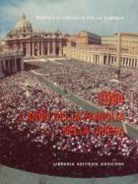 Immagine di 1994. L' Anno della Famiglia nella Chiesa Pontificio Consiglio per la Famiglia