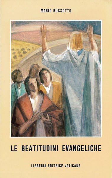 Picture of Le beatitudini evangeliche Mario Russotto
