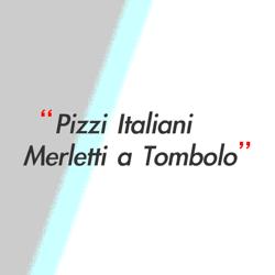 Immagine per il produttore Pizzi Italiani Merletti a Tombolo