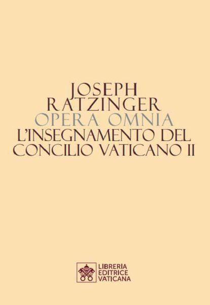Imagen de L' insegnamento del Concilio Vaticano II. Formulazione - trasmissione - interpretazione Joseph Ratzinger