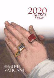 Imagen de Agenda Tascabile 2020  Musei Vaticani  Raffaello Sanzio -  Edizione Limitata