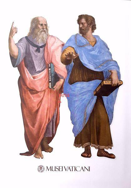 Immagine di Agenda da Tavolo 2020 Musei Vaticani Raffaello Sanzio - Edizione Limitata