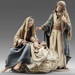 Imagen para la categoria Immanuel cm 14 (5,5 inch) Belén Vestido Oriental