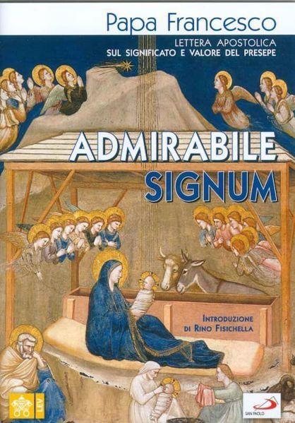 Picture of Admirabile Signum Lettera Apostolica sul Significato e Valore del Presepe Papa Francesco