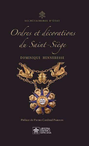 Picture of Ordres et Décorations du Saint-Siège Dominique Henneresse