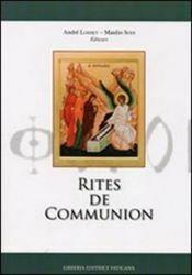 Imagen de Rites de Communion Manlio Sodi André Lossky Monumenta Studia Instrumenta Liturgica