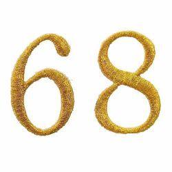 Imagen para la categoria Letras y Números bordados